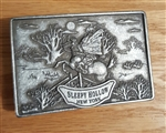 Sleepy Hollow Belt Buckles