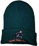 Headless Horseman Knit Cap with cuff