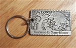 Sleepy Hollow Stamp Keychain
