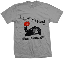 I Lost My Head T-Shirt