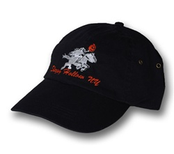 Headless Horseman hat - black