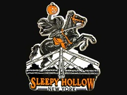 Sleepy Hollow Rubber Magnet