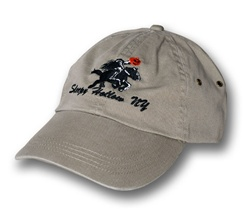 Headless Horseman hat - khaki