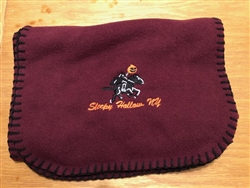 Headless Horseman Fleece Scarf